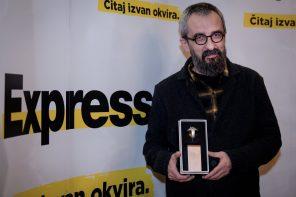 Nagradu Fric dobio Darko Cvijetić za roman 'Schindlerov lift'