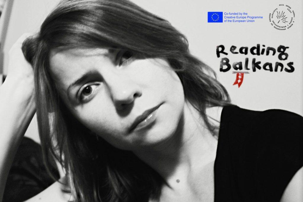 Reading Balkans Sarajevo 2020: Jasmina Topić