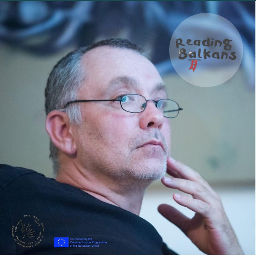 Reading Balkans Sarajevo 2020: Vladimir Arsenić